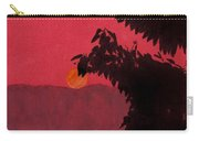 Red - Sunset Carry-all Pouch