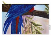 Red Tail Macaw Carry-all Pouch