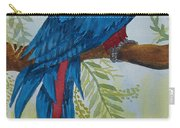 Red Tail Macaw Too Carry-all Pouch