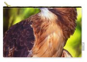 Red Tailed Hawk - 66 Carry-all Pouch