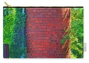 Red Tile Silo Digital Paint Carry-all Pouch