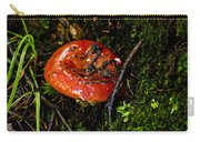 Red Toadstool Carry-all Pouch