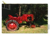 Red Tractor Carry-all Pouch