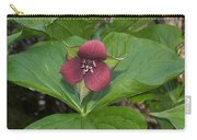 Red Trillium 2 Carry-all Pouch