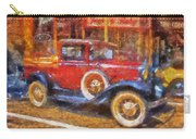 Red Truck Photo Art Carry-all Pouch