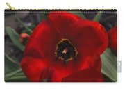 Red Tulip Pair Carry-all Pouch