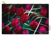 Red Tulip River Carry-all Pouch