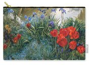 Red Tulips And Geese  Carry-all Pouch