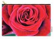 Red Velvet Palm Springs Carry-all Pouch