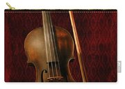 Red Violin Carry-all Pouch