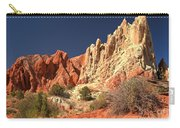 Red White And Blue Sky Carry-all Pouch