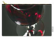 Red Wine Beverage Carry-all Pouch