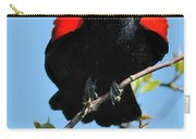 Red Wing Blackbird 1 Carry-all Pouch