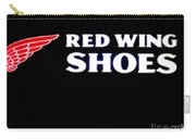 Red Wing Shoes 2 Carry-all Pouch