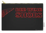 Red Wing Shoes Painted Carry-all Pouch