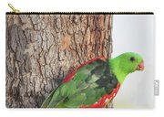 Red-winged Parrot Carry-all Pouch