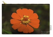Red Zinnia  Carry-all Pouch