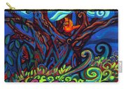 Redbird Sings Song Of Love Carry-all Pouch