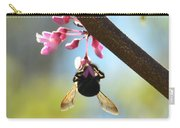 Redbud And The Bumble Carry-all Pouch