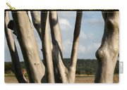 Redbud Tree Carry-all Pouch