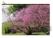 Redbuds In Action Carry-all Pouch