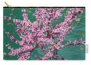 Redbuds Over San Antonio River Carry-all Pouch