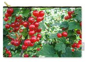 Redcurrant Berries Carry-all Pouch