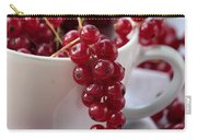 Redcurrant Close Up Carry-all Pouch