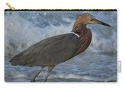 Reddish Walking The Surf Carry-all Pouch