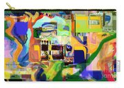 Redemption Prayer 3f Carry-all Pouch by David Baruch Wolk