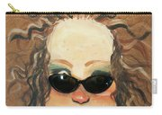 Ginger In Sunglasses Carry-all Pouch