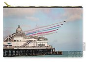 Reds Over Eastbourne Pier Carry-all Pouch