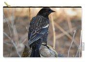 Redwing Blackbird Carry-all Pouch