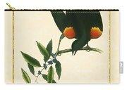 Redwing Blackbird Vertical Carry-all Pouch