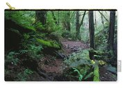 Redwood Forest Scene 1 Carry-all Pouch