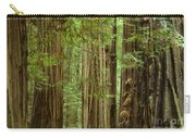 Redwood Grove California Carry-all Pouch