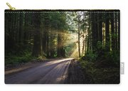 Redwood National Park Morning Carry-all Pouch