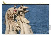 Reed Boat Lake Titicaca Carry-all Pouch
