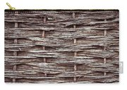 Reed Fence Carry-all Pouch by Tom Gowanlock