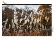 Reeds Highlighted By The Sun Carry-all Pouch