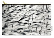 Reeds In Ripples Carry-all Pouch