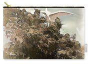 Reelfoot Lake White Crane Carry-all Pouch
