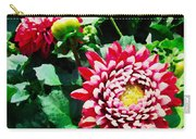 Ref Dahlias Carry-all Pouch