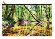 Reflected Forests Carry-all Pouch