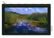 Reflecting In The Glades Carry-all Pouch