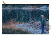 Reflecting On Fall Foliage Reflection Carry-all Pouch