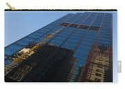Reflecting On Skyscrapers - Downtown Atmosphere Carry-all Pouch