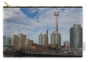 Reflecting On Toronto And Harbourfront  Carry-all Pouch