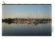 Reflecting On Yachts And Sailboats Carry-all Pouch