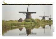 Reflecting Windmills Carry-all Pouch
